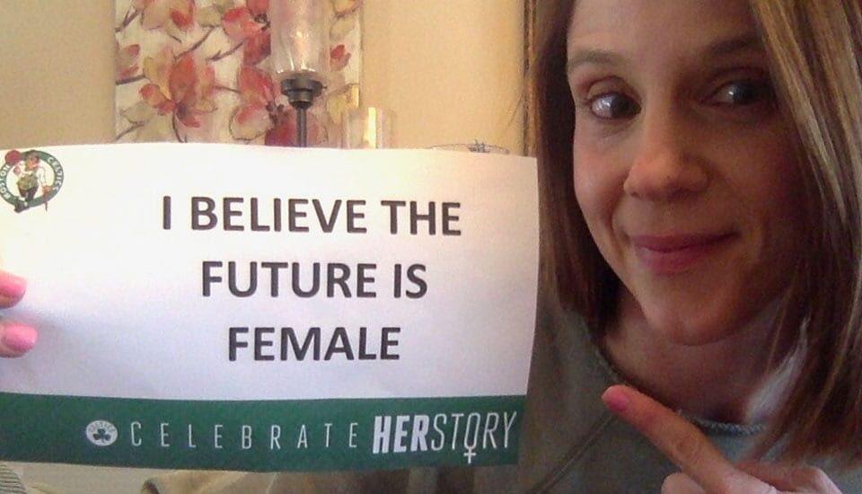 Celebrate HerStory: Siobhan Sherbovich
